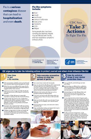 CDC Take 3